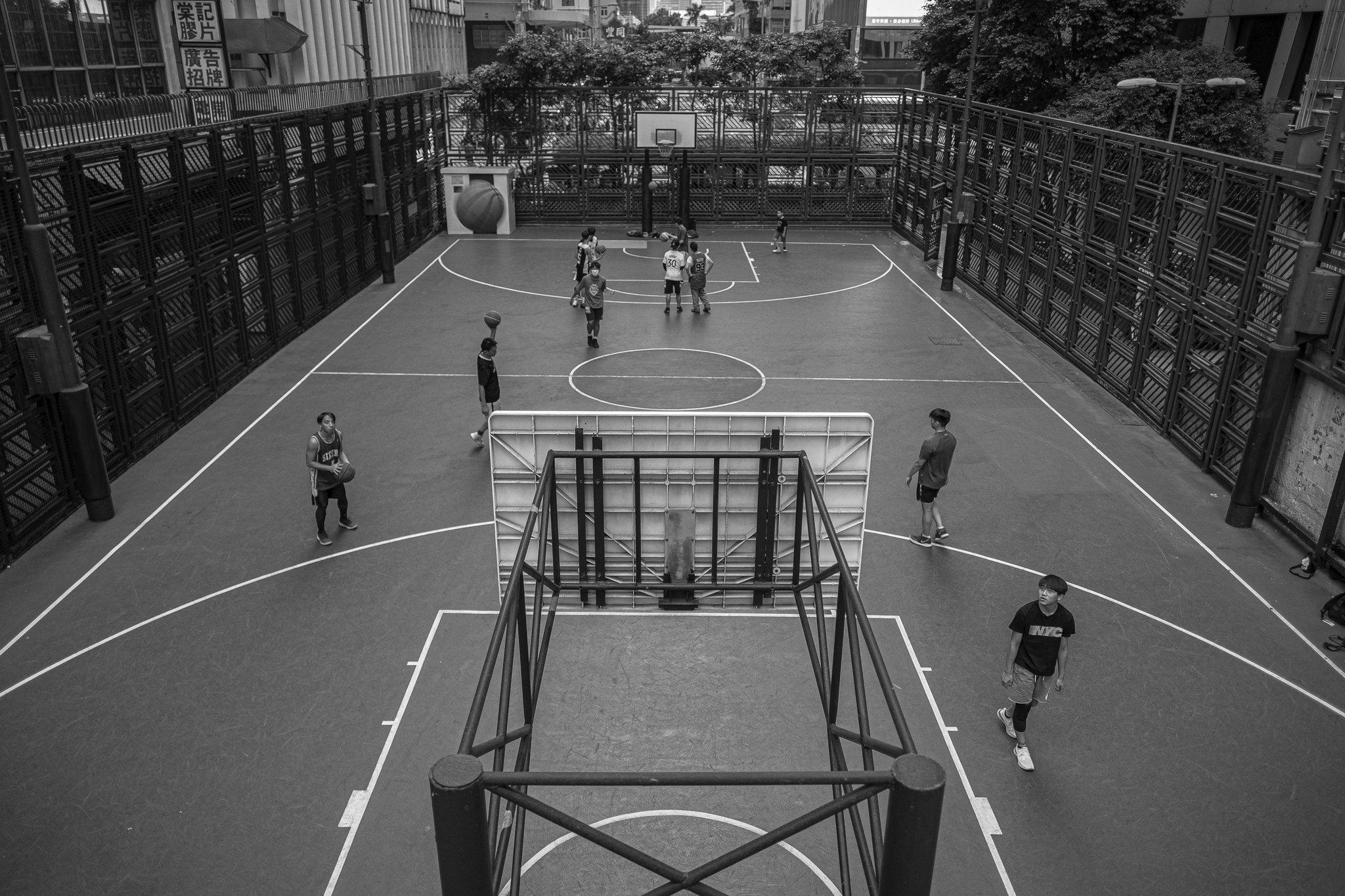 1. Hong Kong Ballers