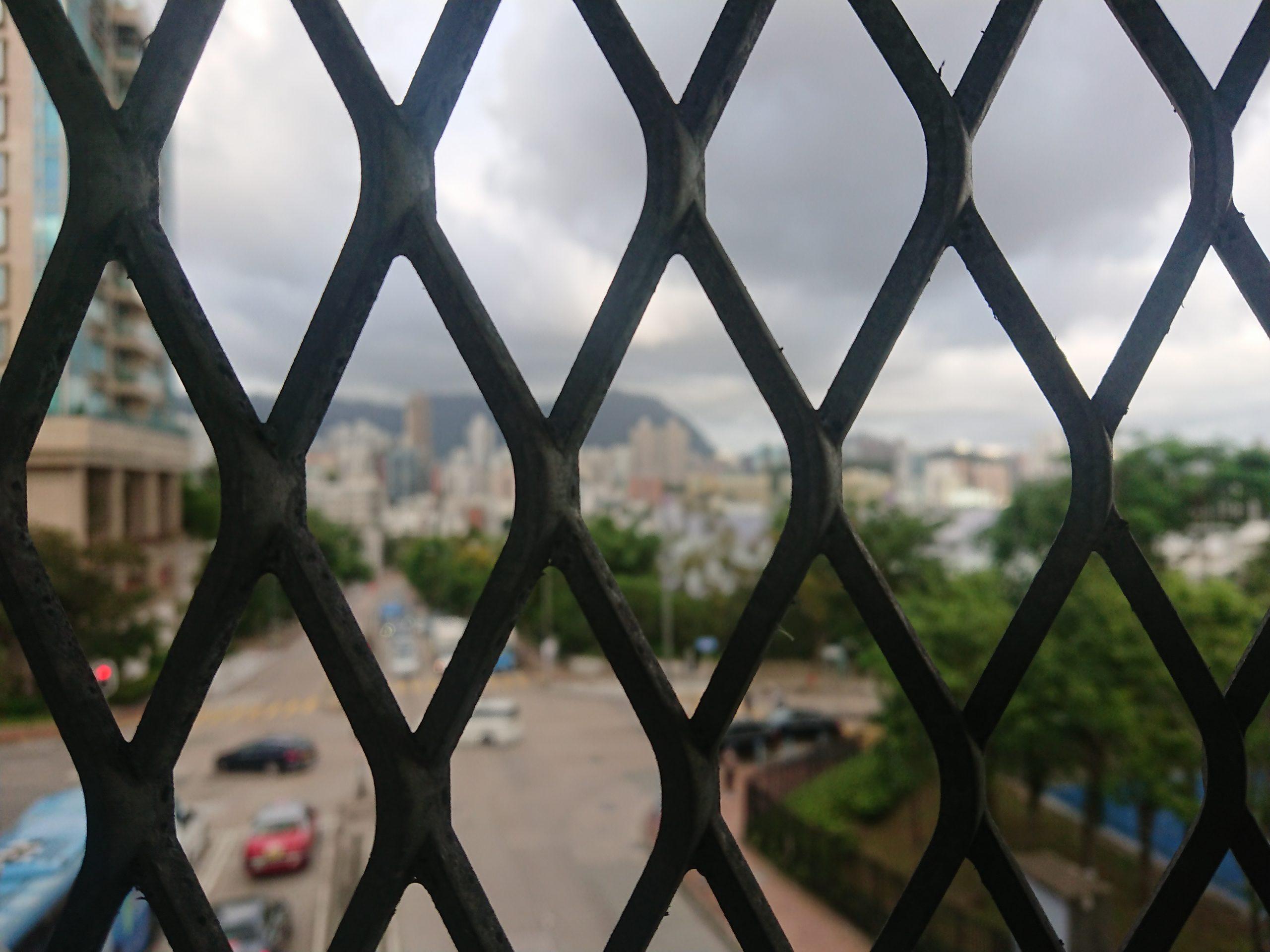 11. Caged