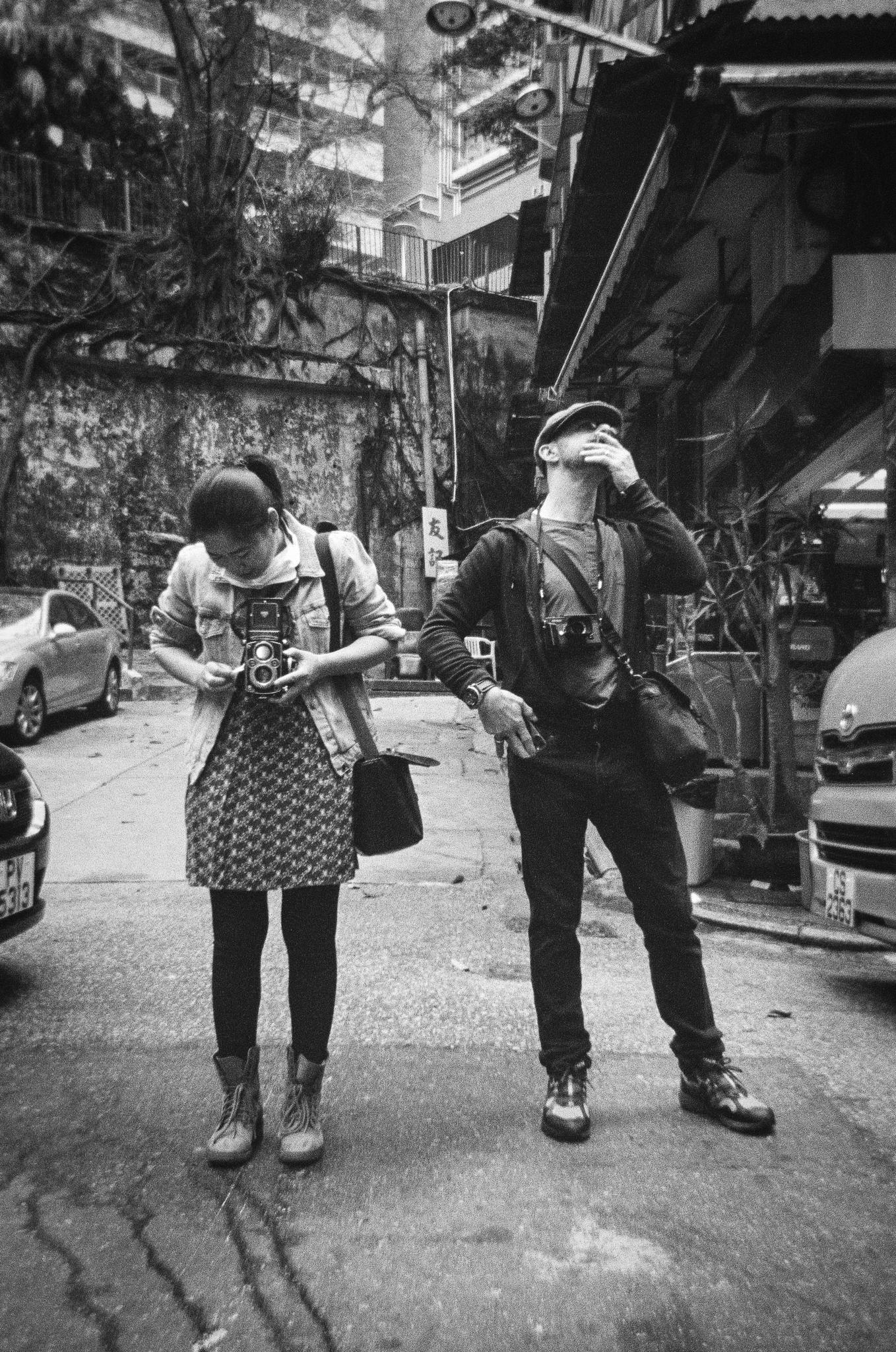 19. Photo-hunters