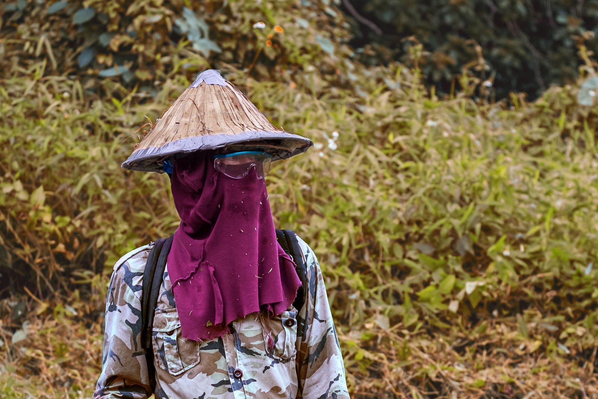 36. Hong Kong Ninja