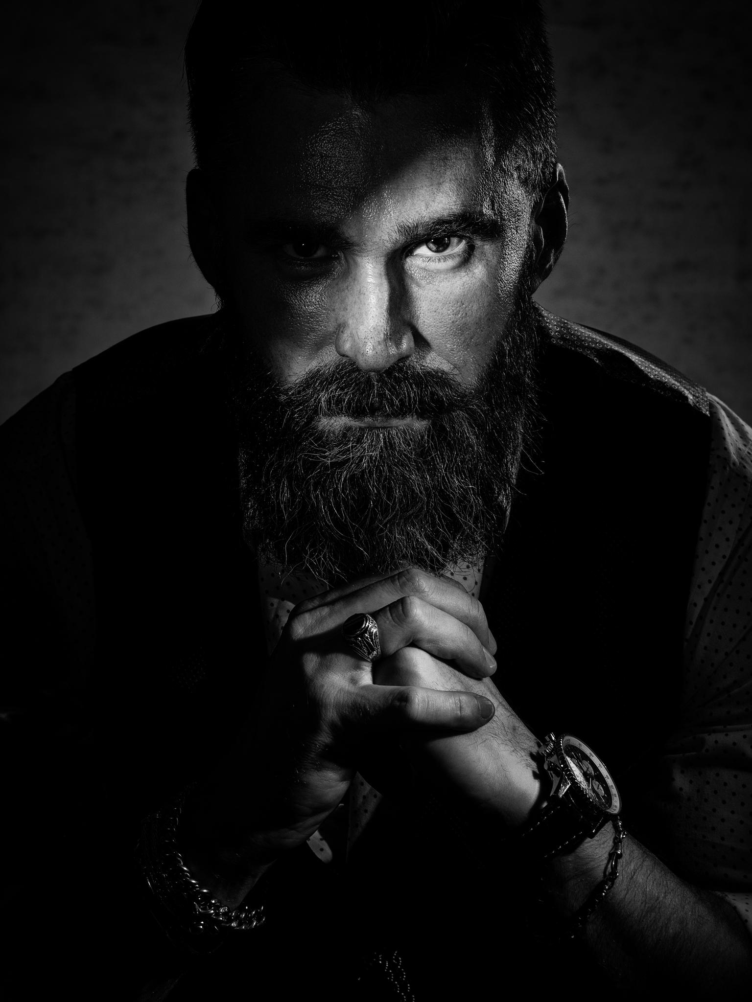 5. Matt Jacob, Portrait