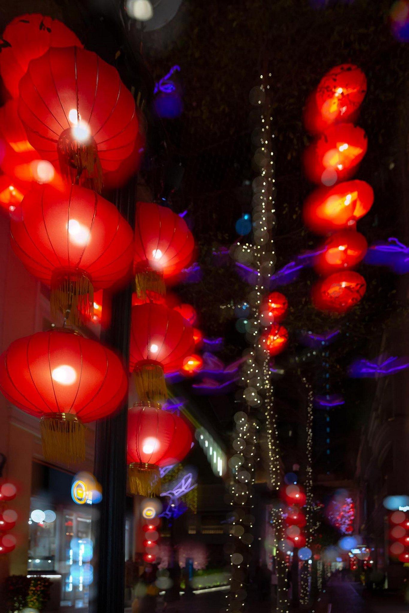 50. Chinese Lanterns