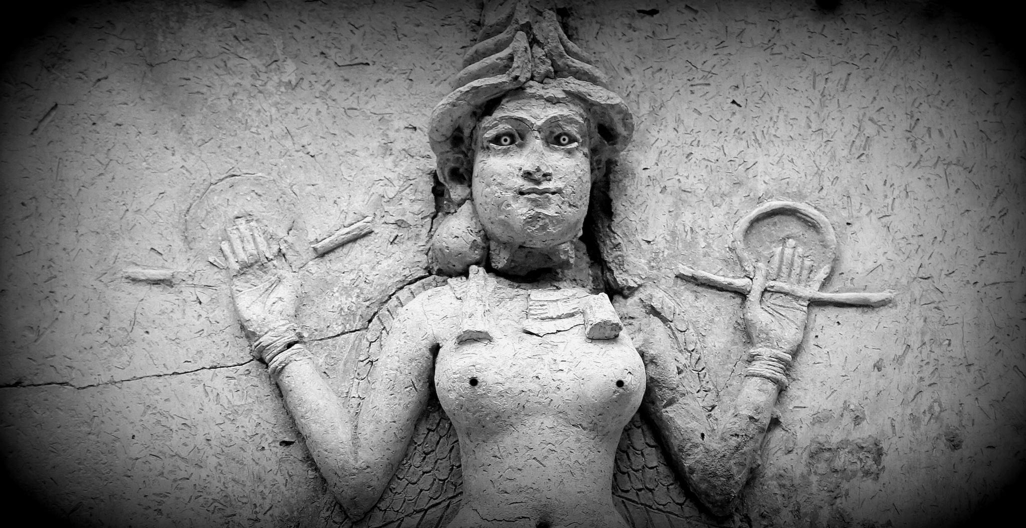 7. Goddess