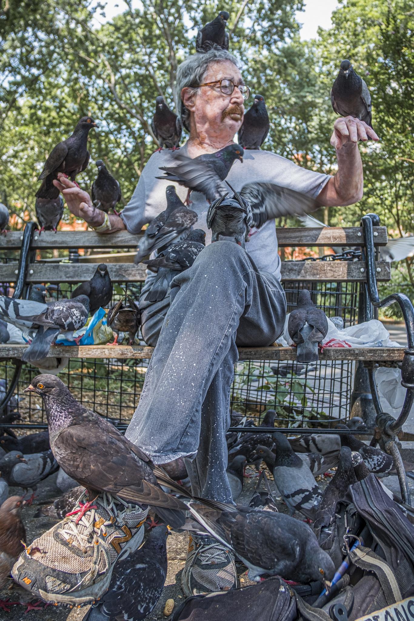 8. NYC Birdman