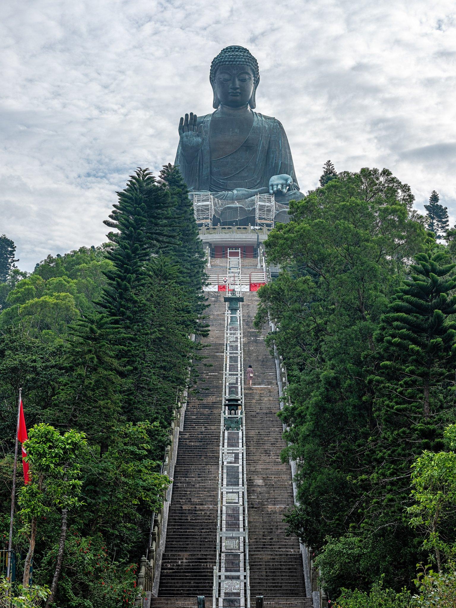 CCC Exhib Buddha Quarantine